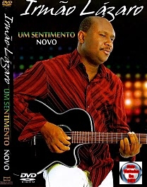o novo cd do lazaro um sentimento novo