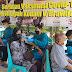 Persit Kodim Bojonegoro, Warakawuri dan Purnawirawan TNI Laksanakan Vaksinasi Tahap Kedua