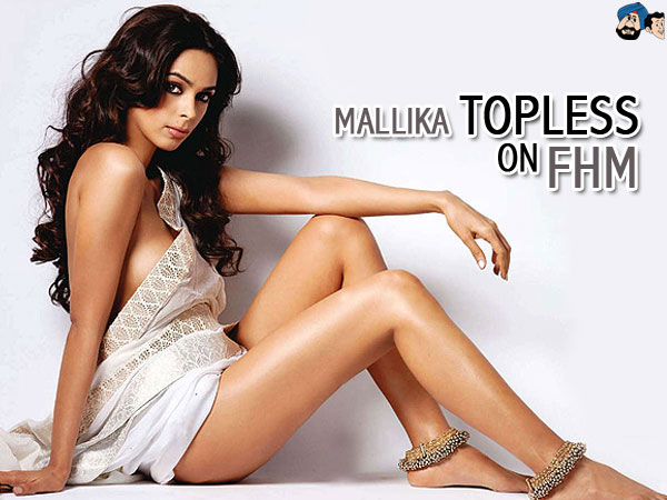 Mallika sherawat bikini pics in maxim assured, what