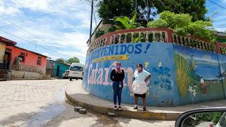 Locals of Catarina