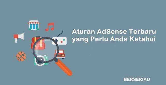 Seringkali harapan untuk mulai menghasilkan uang dengan AdSense membutakan penerbit AdS Aturan AdSense yang Perlu Anda Ketahui