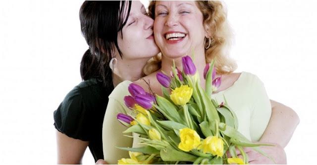 Anneye Güzel Sürprizler