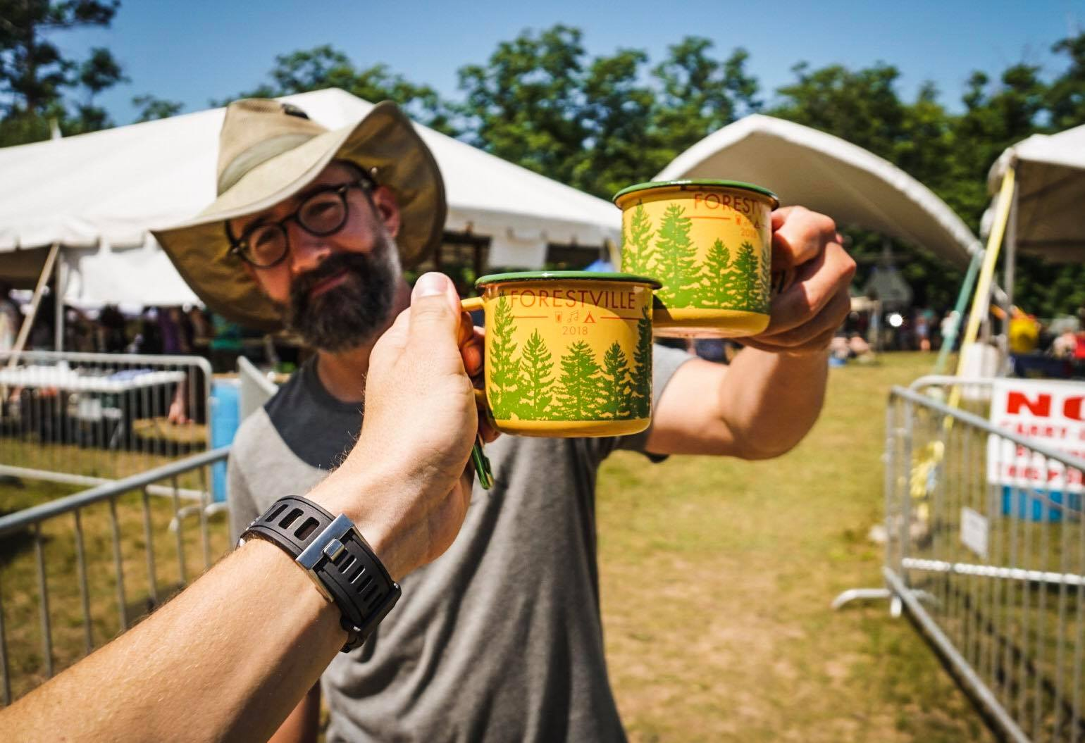 SeMi Bluegrass: Craft Beer and Live Music Under the Trees