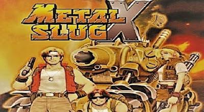 Metal SLUG X download
