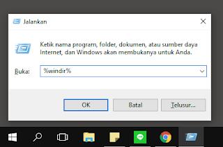 Cara Mengatasi Gagal Install .NET Framework (HRESULT 0x8000222)