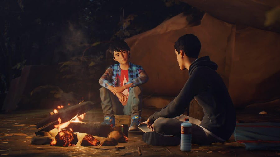 life is strange 2 Sean diaz daniel diaz