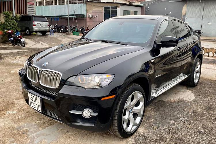BMW X6 dùng 12 năm, bán 700 triệu - 'rẻ chưa chắc đã ngon'