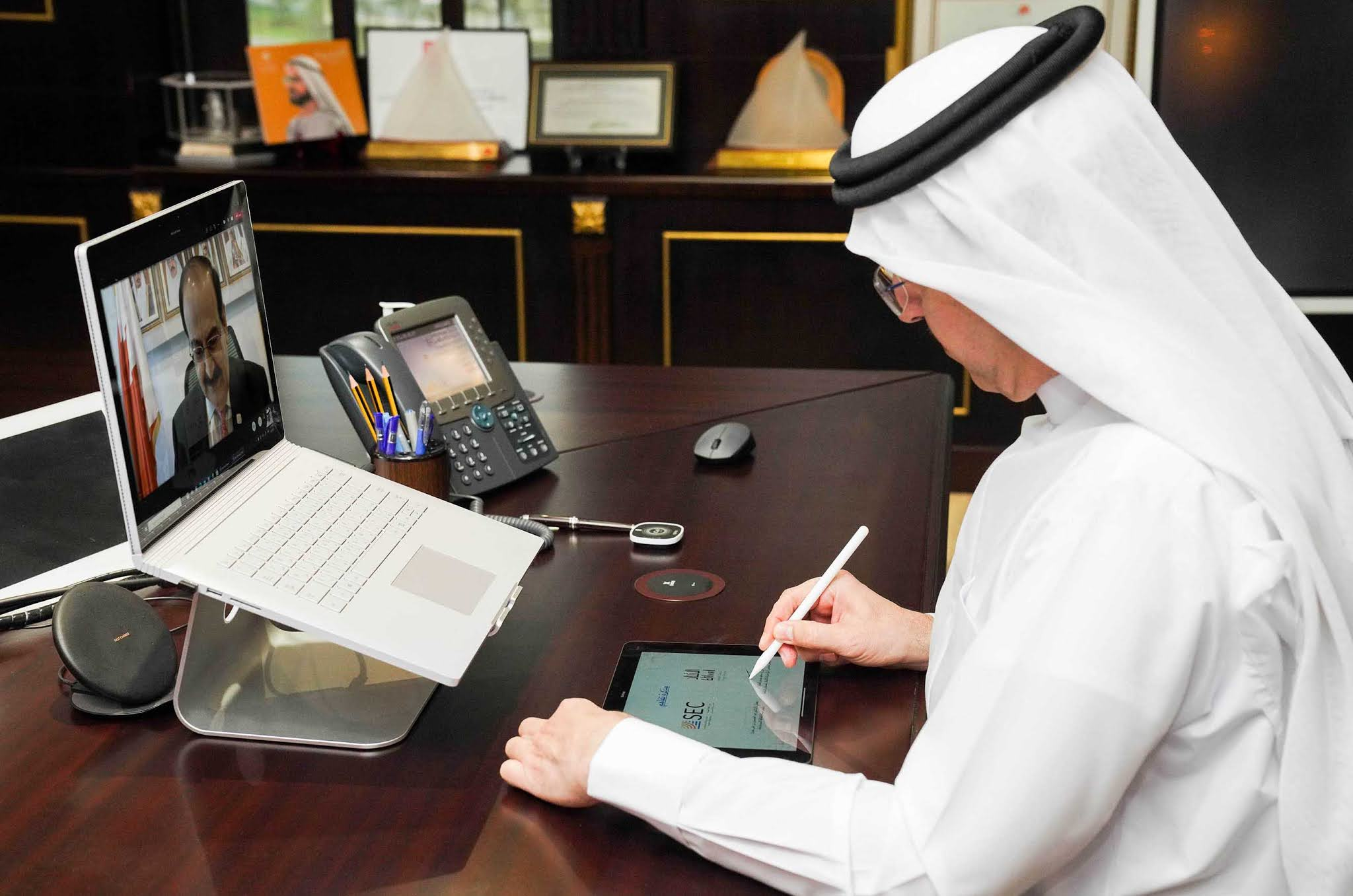 Sustainable Energy Authority and Etihad Energy Services Company to collaborate