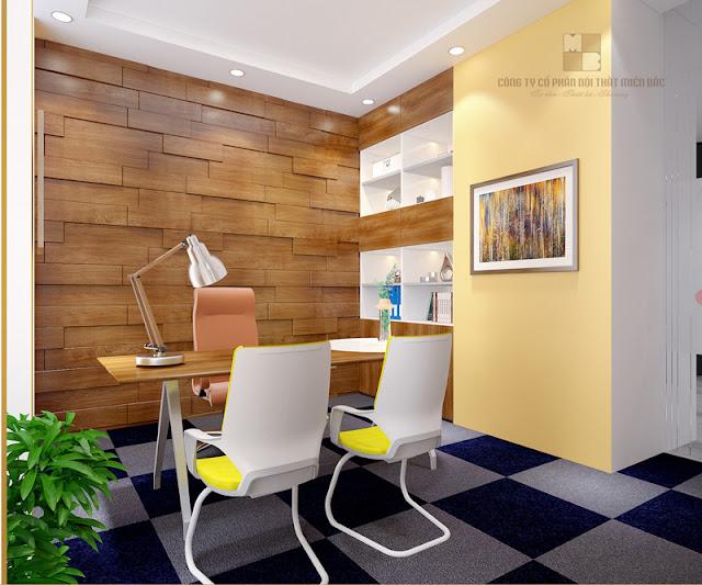 Thiết kế văn phòng sang trọng, thông minh của PVcombank - H1