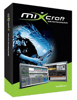 Acoustica Mixcraft 8.0 Pro Full 2017