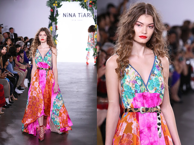 NYFW Nina Tiari SS 18 collection