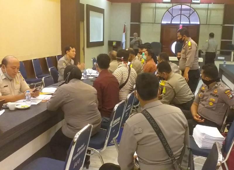 Polres Bintan, Ikuti Pemeriksaan dan Pengawasan Tim Wasops Itwasum Polri