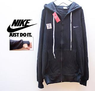 Jaket Fleece Hoodie Nike NK008