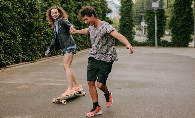 Learn How to Roller Skate the Right Way