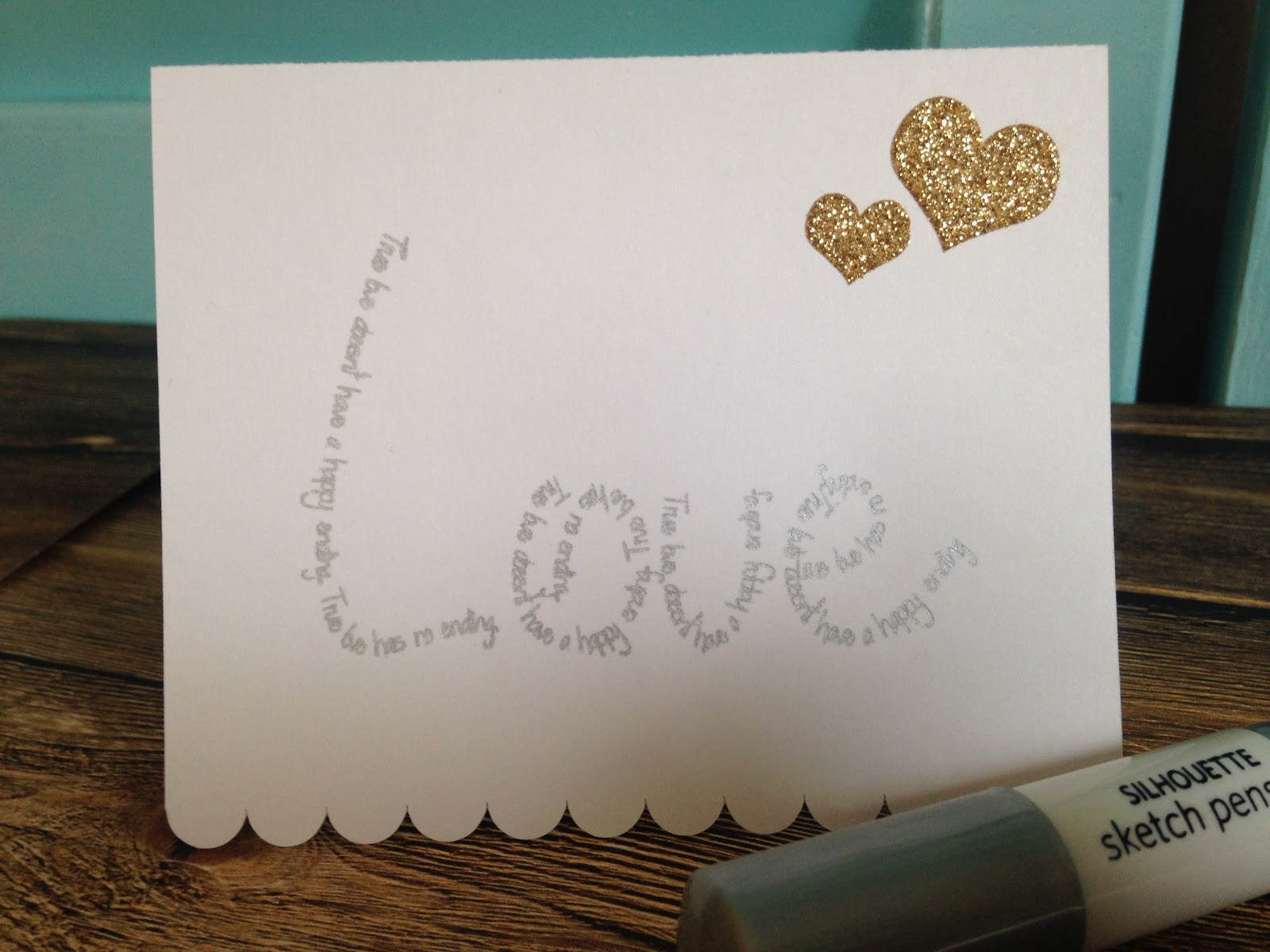 How To Turn The Shape Of A Letter Or Word Into Script In Silhouette
