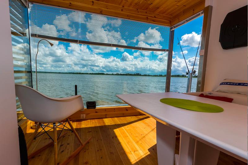 HT Houseboat miejsca z klimatem nad morzem
