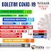 Piatã: Boletim registra 21 novos casos positivos de Covid-19 e mais 02 óbitos, nesta terça-feira (08)