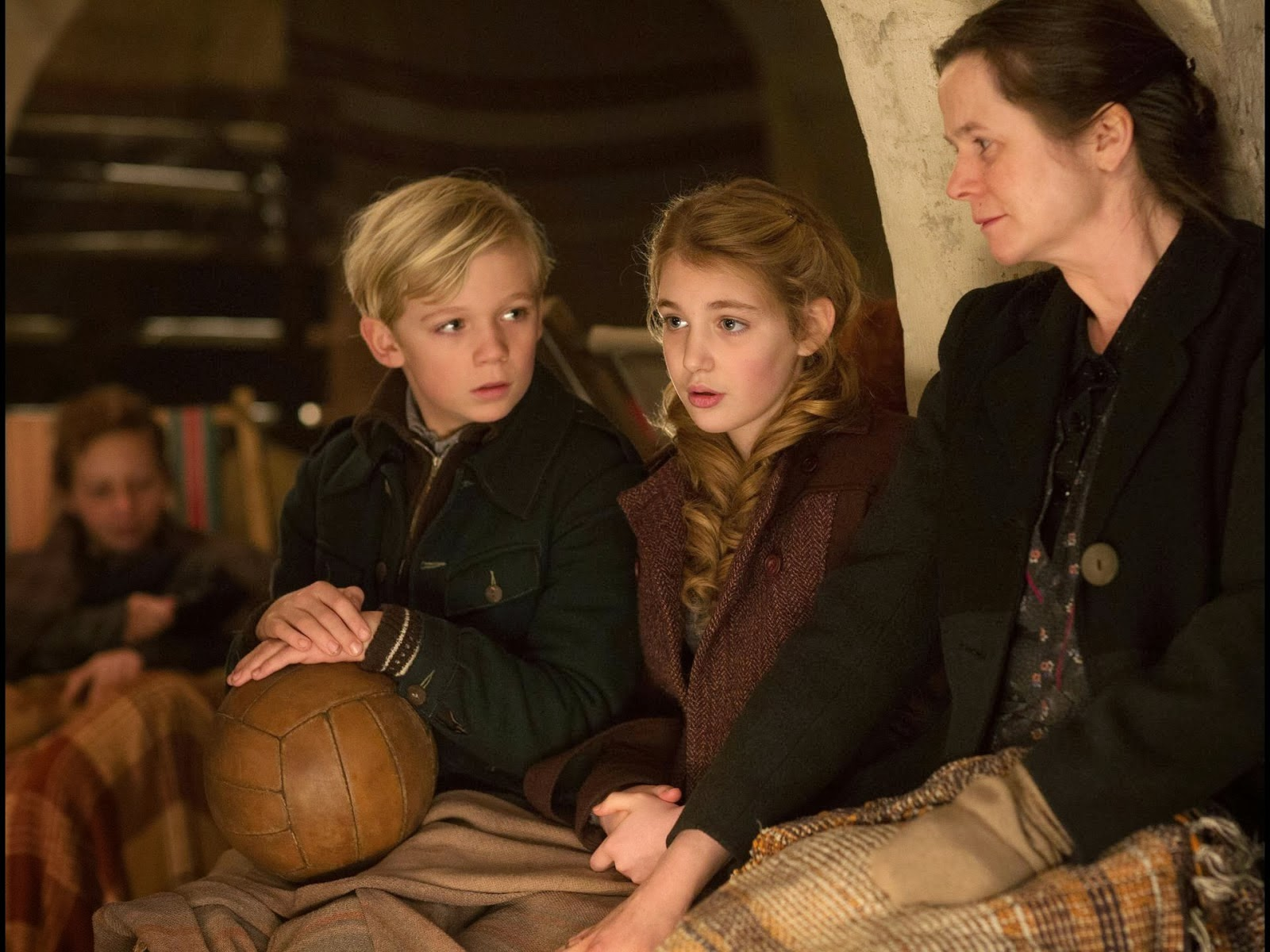 Passion For Movies The Book Thief A Mawkish Holocaust