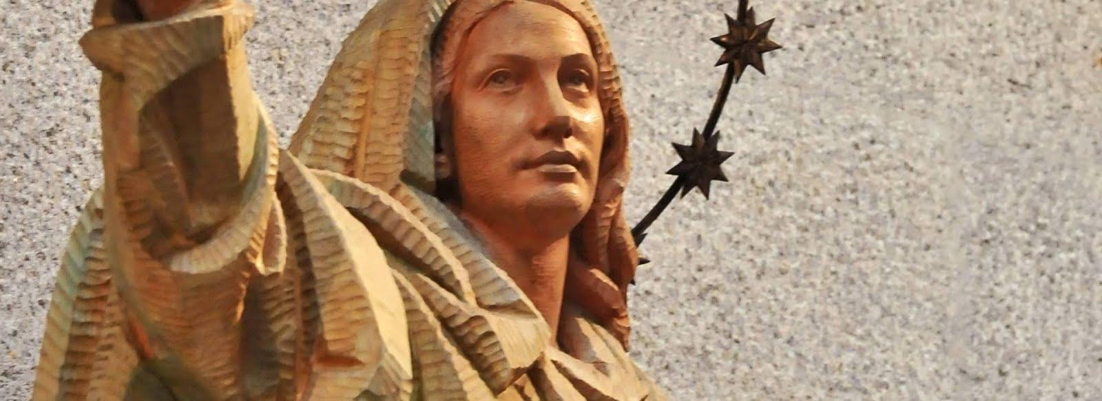 """El camino de María al cielo comenzó con el """"sí"""" pronunciado en Nazaret"""