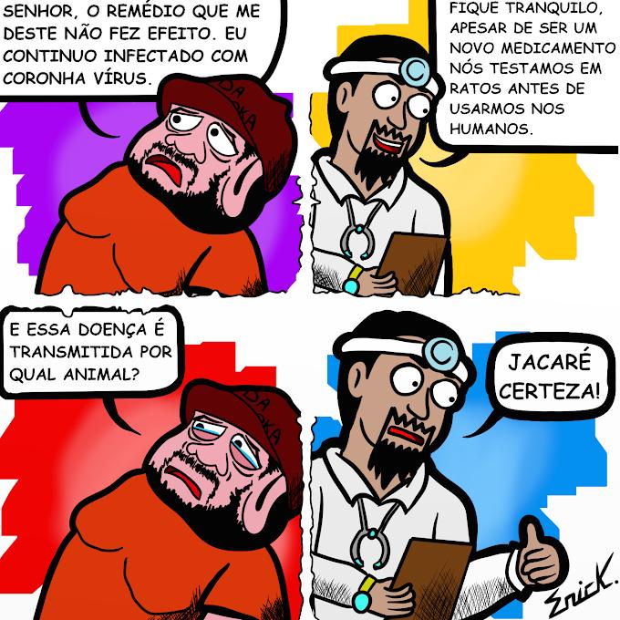 CORONHA VÍRUS