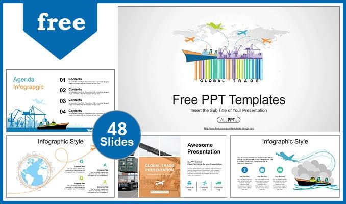 Tempat Download Free Template Ppt Terbaik Dan Modern 2021 Infoteknikindustri Com
