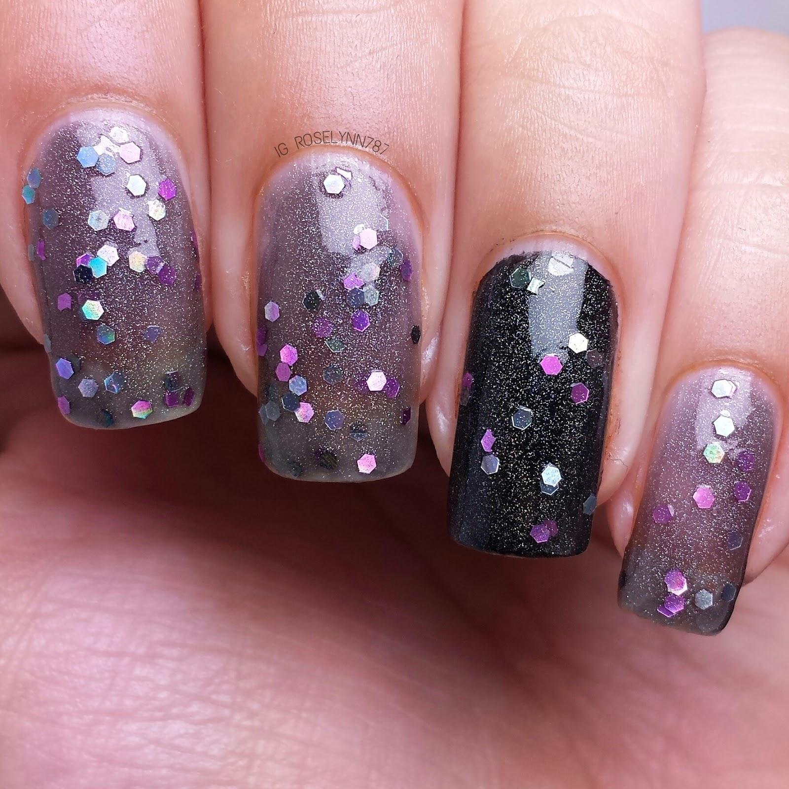 Creative Cuticles Nail Polish Nebula