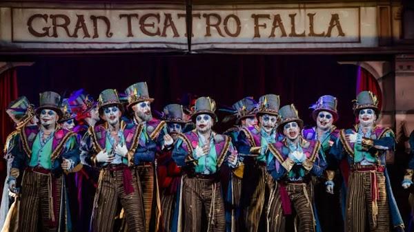 El Carnaval de Cádiz visita Santa Cruz de Mudela