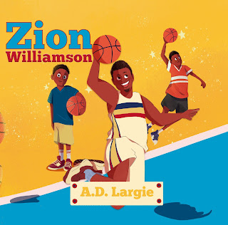 Zion Williamson Kids Book
