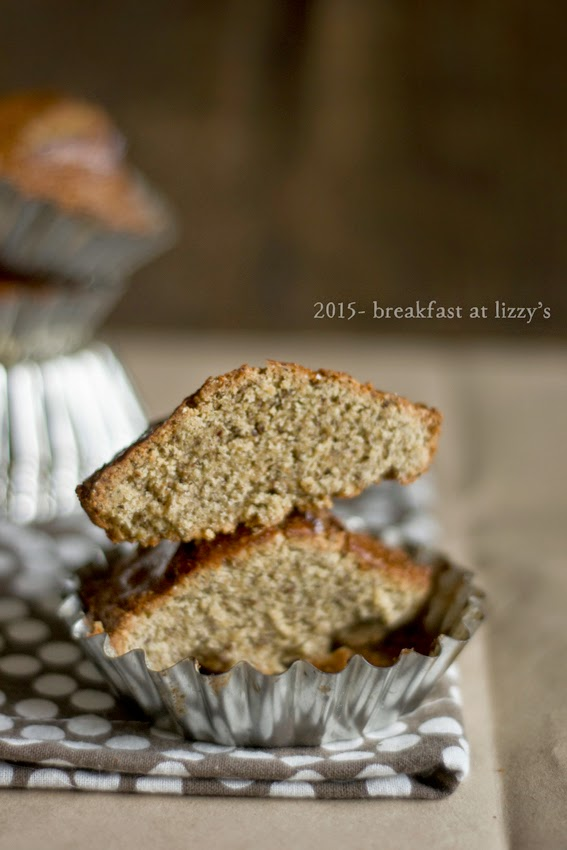 tortine grano saraceno e nocciole