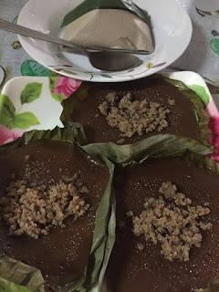 Resepi Dodol Kukus Pahang