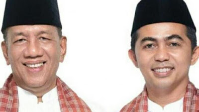 KPU Tetapkan Rusma Yul Anwar - Rudi Hariansyah Kandidat Terpilih dalam Pilkada Pessel 2020