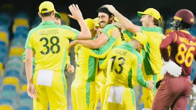 Starc 5-48 - Australia vs West Indies 1st ODI 2021