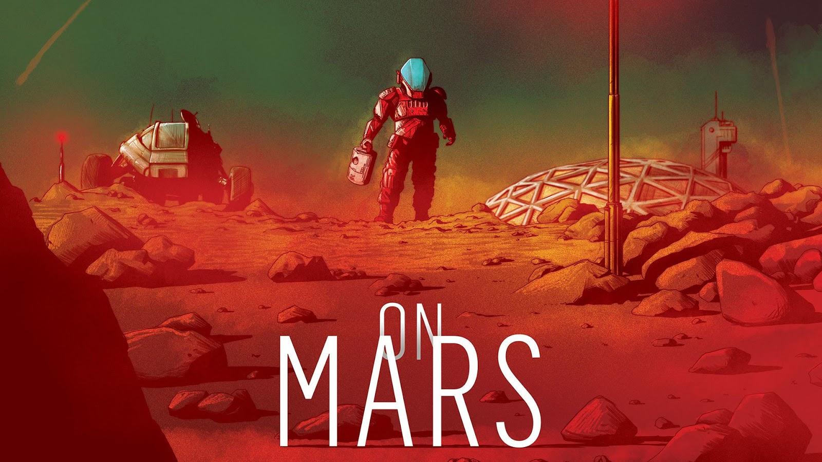 2020 Most Anticipated Games Best Kickstarter Delivered On Mars