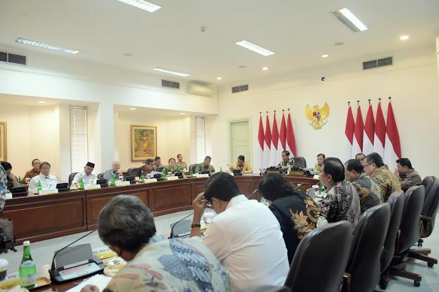Sebelum Diputuskan, Presiden Jokowi Minta Kajian Lebih Detil Soal Pemindahan Ibu Kota