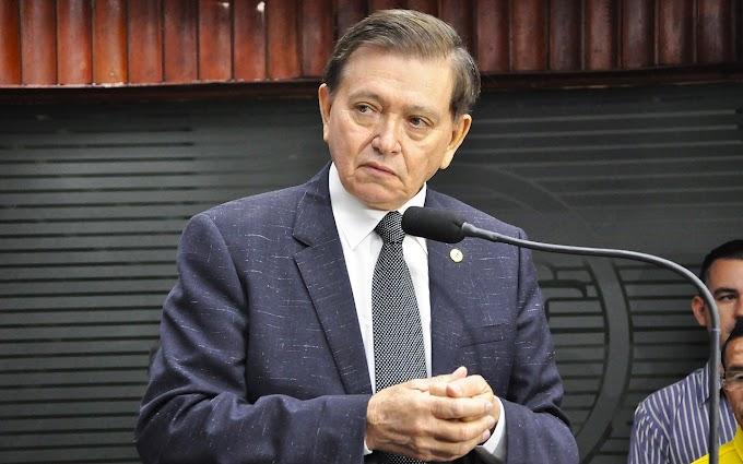 ALPB lamenta morte do deputado estadual João Henrique por covid-19