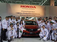 Honda Prospect Motor - Recruitment For 5 Positions July 2018