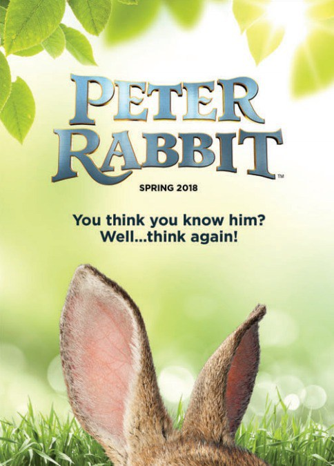 VER PETER RABBIT 2018