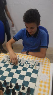 Xadrez de Baraúna participa do Troféu Caicó e obtêm ótimos resultados