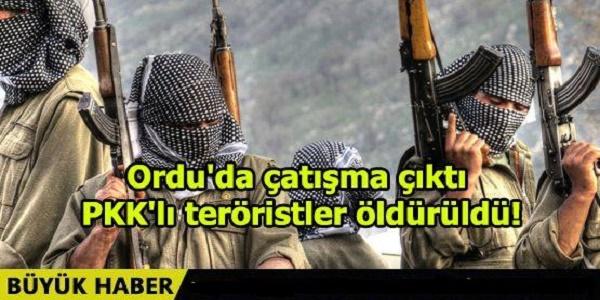 Εμπόλεμη κατάσταση και στον Πόντο της Τουρκίας