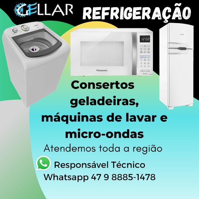 Gellar Refrigeração