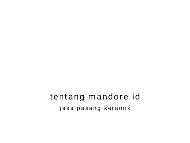 tentang mandore.id