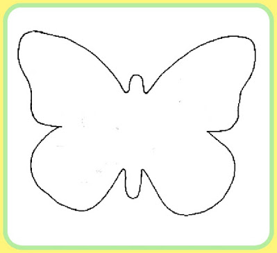 Butterfly Template for Butterfly Transformation Spell