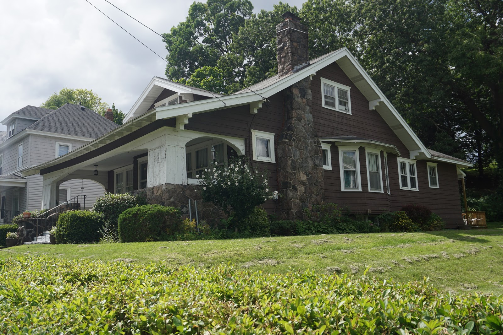 My Central New York Consider The Bungalow Always A Favorite House Type