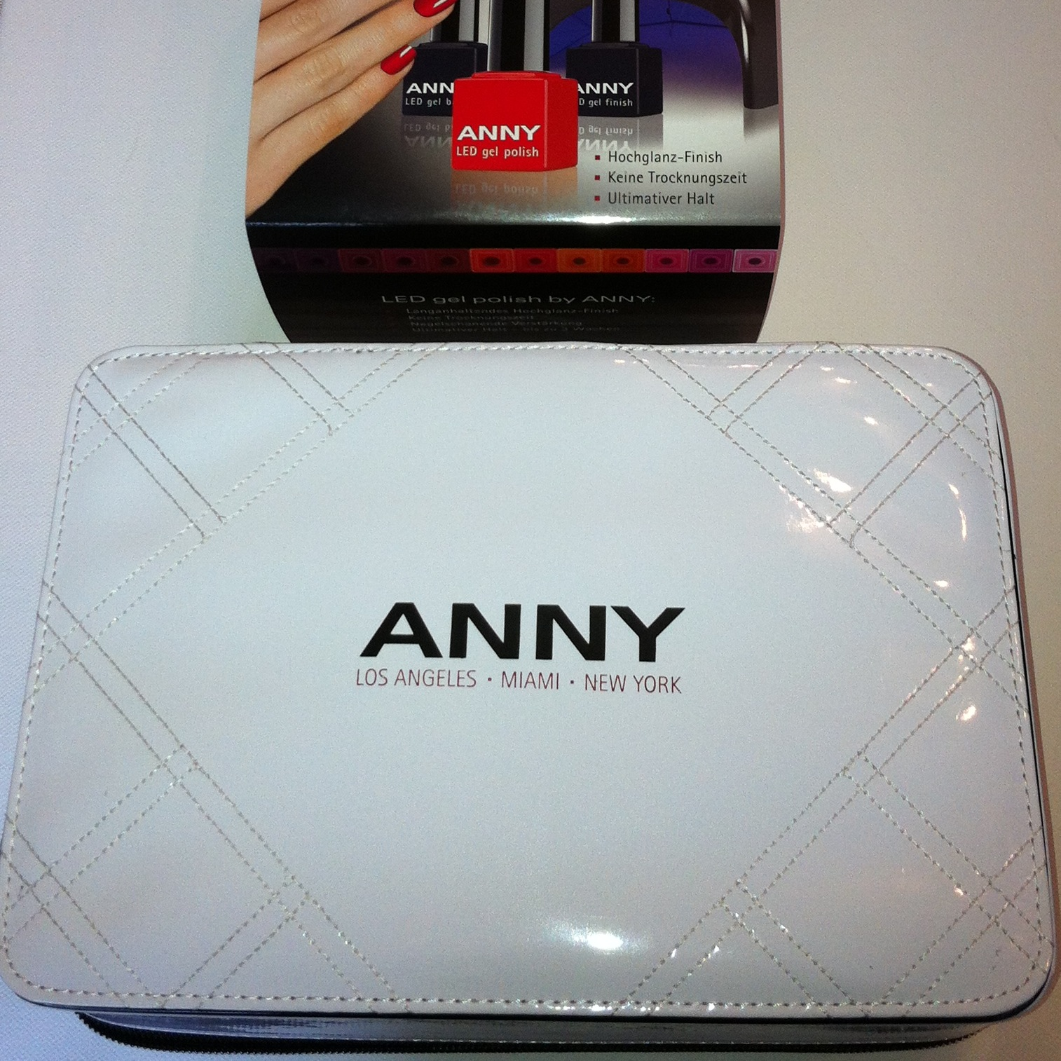 Anny Led Starter Kit Private Nail Studio Mein Testbericht Justibeauty