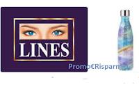 """Logo Lines ti regala la borraccia """"Occhi solo per te 3° edizione'' : premio certo"""