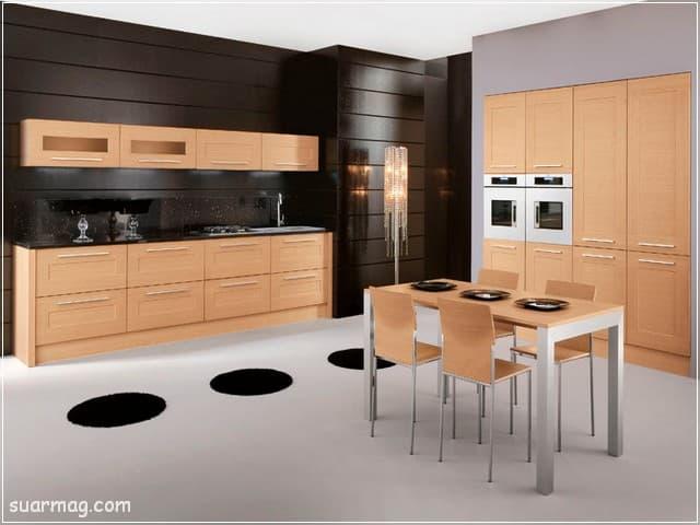 مطابخ خشب 2020 12   Wood Kitchens 2020 12