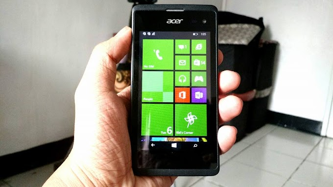 Acer unveils Windows-powered Liquid M220