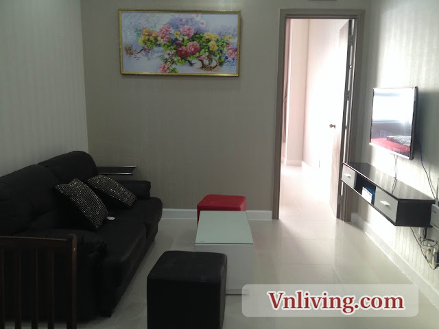 1 Bedrooms Lexington An Phu Apartment for rent in District 2