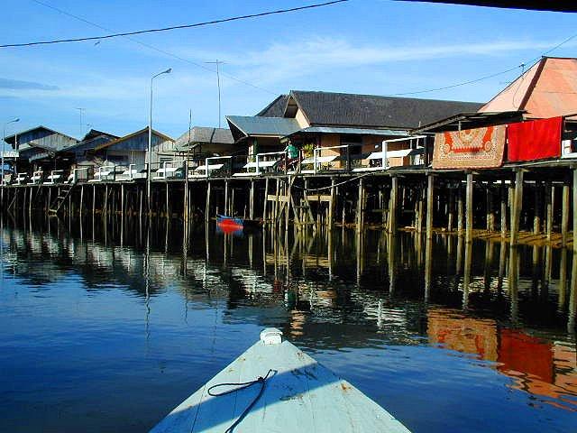 Bontang Kuala Desa Wisata Menawan Di Bontang Kalimantan Timur