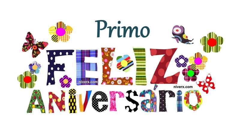 Mensagem De Aniversário Para Primo: Mensagem De Aniversario Para O Primo